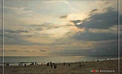 Pantai Pangumbahan Ujung Genteng