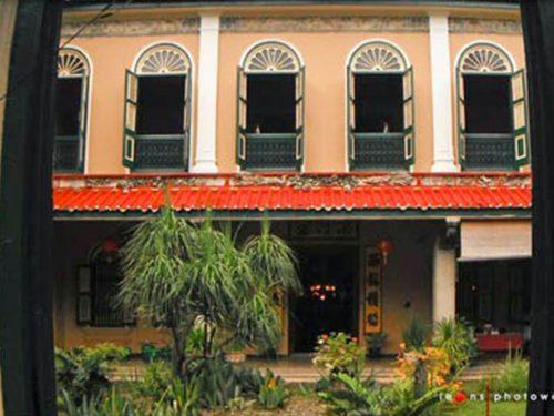 Tjong A Fie Mansion Medan