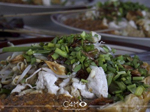 Nasi Lengko Wisata Kuliner Cirebon