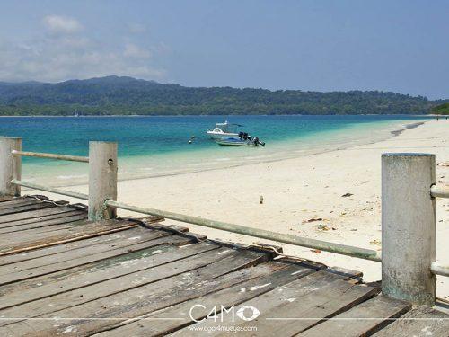 Dermaga Pulau Peucang