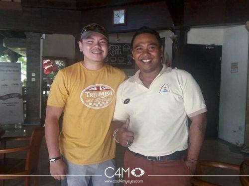 Jalan-Jalan Jeprat-Jepret bersama Chef Raka