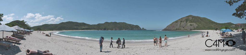 Pantai di Lombok Selatan, Pantai Mawun