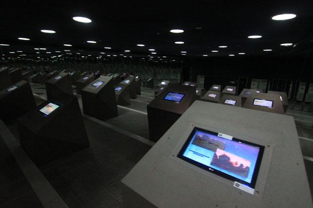 Dokumentasi saat tsunami terjadi
