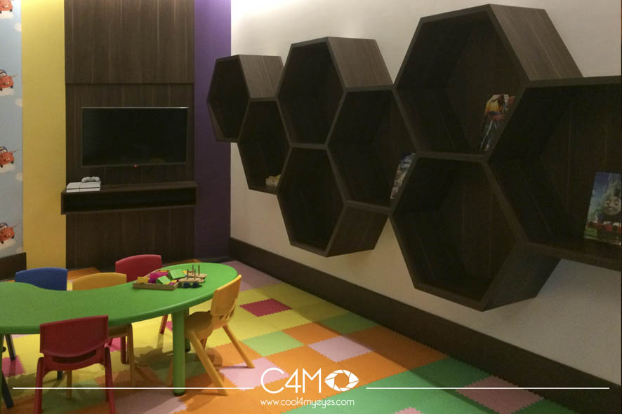Kids Room Mercure Hotel Karawang
