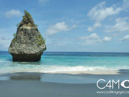 Ikon Pantai Suwehan Nusa Penida