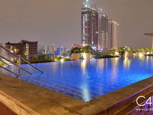 De Langit Mercure Cikini Jakarta