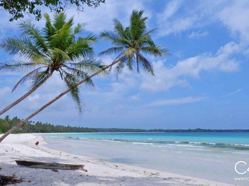 Pantai Metro Tual Maluku