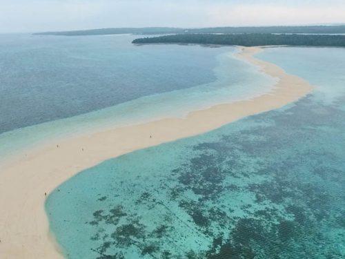 Pantai Ngurtafur Pulau Kei
