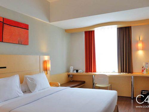 Deluxe Room Ibis Arcadia Jakarta