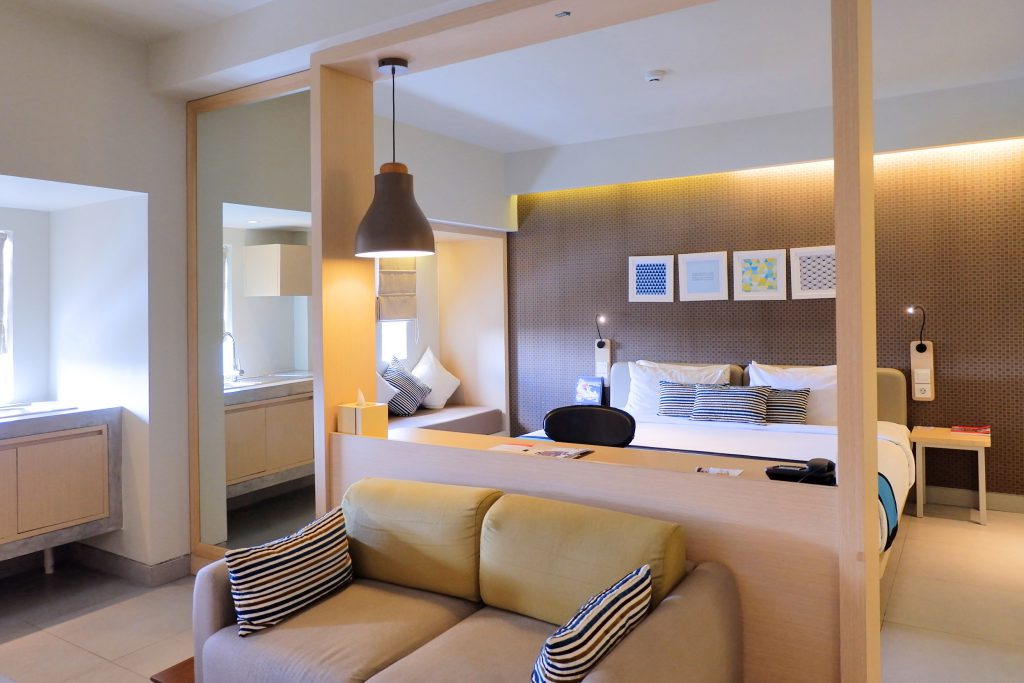 Junior Suite Swiss Belinn Legian